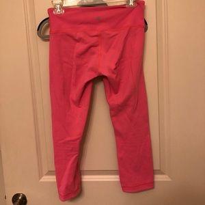 Lululemon Pace Rival Crop reversible leggings